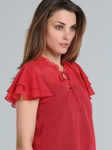 BLOUSES - 34066