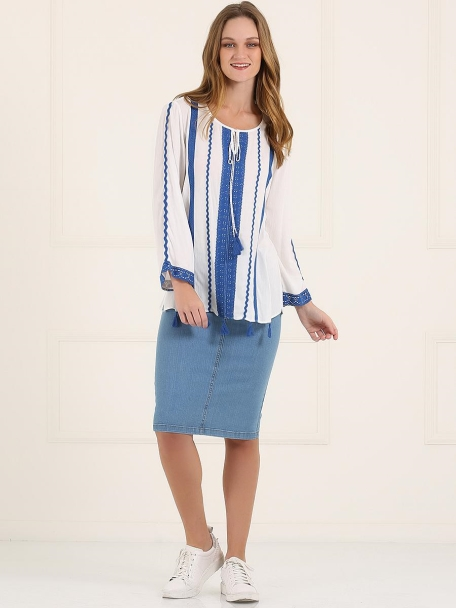 BLOUSES - 34185