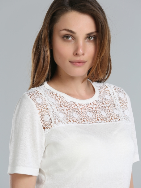 Tricot Blouse - 34933
