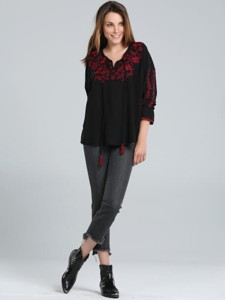 BLOUSES - 35013