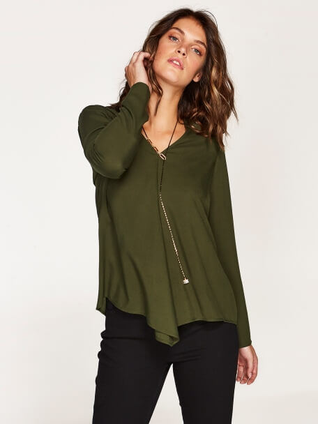 BLOUSES - 35049
