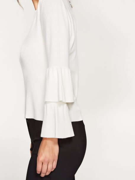 Tricot Blouse - 35931