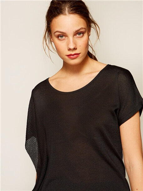 Tricot Blouse - 36926
