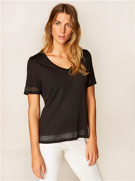 Tricot Blouse - 36927