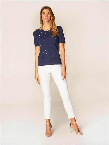 Tricot Blouse - 36930