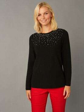 Tricot Blouse - 37904