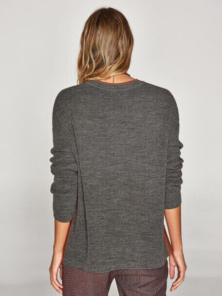 Tricot Blouse - 37914