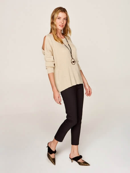 Tricot Blouse - 37922