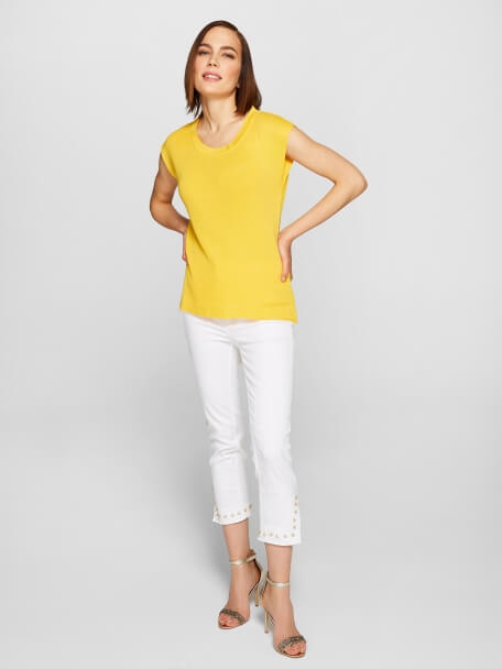 Tricot Blouse - 38988