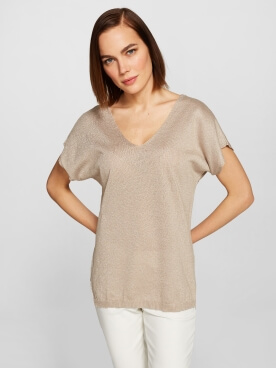 Tricot Blouse - 38991
