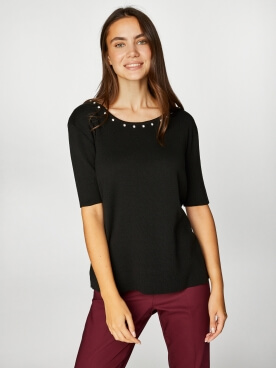 Tricot Blouse - 39782