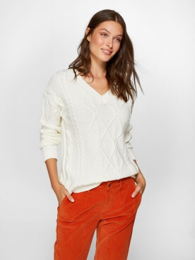 Tricot Blouse - 39802