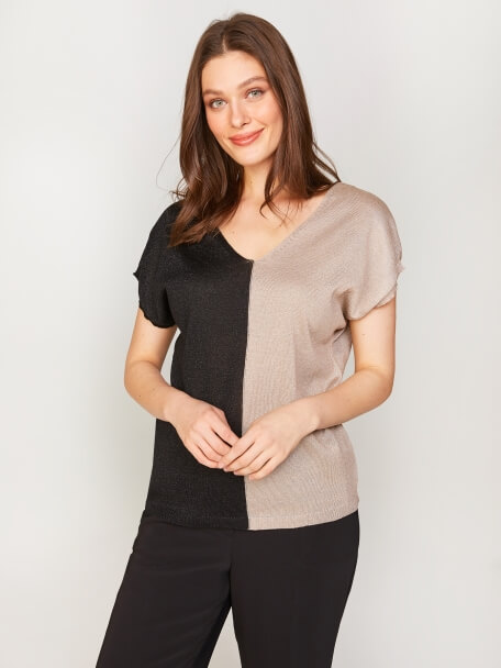 Tricot Blouse - 60742